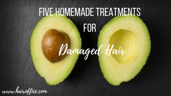 Natural Home Remedies for Damaged Hair