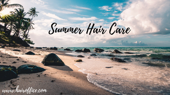 How to Maintain Beautiful and Lustrous Hair During and After the Summer Season?