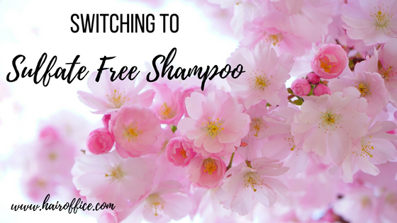 What are Sulfates and Why Using a Sulfate Free Shampoo is Recommended?